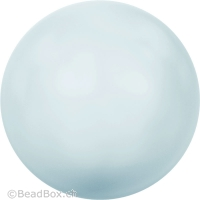 New Color Swarovski Crystal Pearls 5810, Farbe: Pastel Blue, Grösse: 4 mm, Menge: 100 Stk.